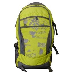 Yellow Tracking Bag