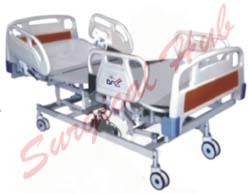 ICU Bed Electric (ABS Panel & ABS Railing)