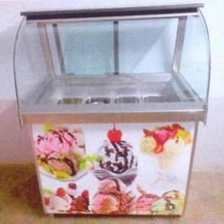 Ice Cream Display Counter