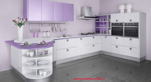 Modular Kitchen By 360 Home Interiors
