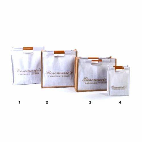 e2877f93ab73 Bamboo Handle Jute Bag at Rs 72.04 /piece(s) | Kolkata | ID: 11500153730