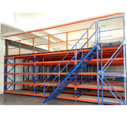 Heavy Duty Mezzanine Floor Storage Rack