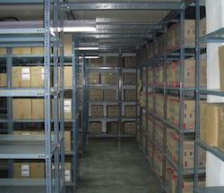 Shelving Slotted Angle Rack