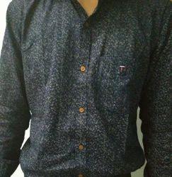 Plain Lp Men Formal Shirts