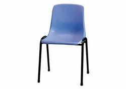blue school chair. School Chair Blue
