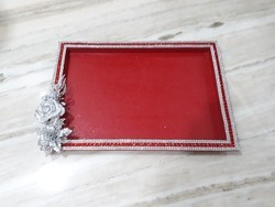 Wooden Saree Packing Tray