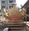 Bridegroom Entry Palki