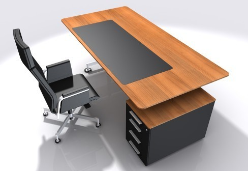 Office Tables Office Glass Table Manufacturer from Ulhasnagar