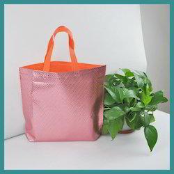 Non Woven With Metallic Lamination Bag