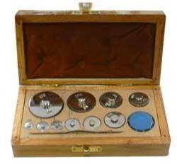 Laboratory Weight Box