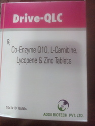 Co Enzyme Q10 Tablet