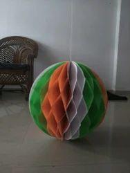Handmade Giant Honeycomb Ball(String Provided)