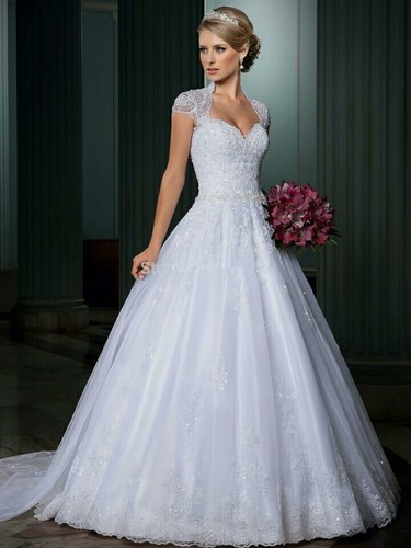 Catholic wedding gown