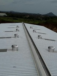 Aluminium Roof Vents