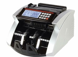 Swaggers Black & Silver Pro Currency Counting Machine
