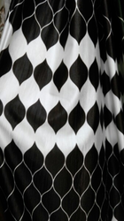 Black Shining Curtains U0026 Black Shining Curtains Fabric Manufacturer From  Kanpur