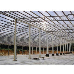Aluminium Roofing Shed