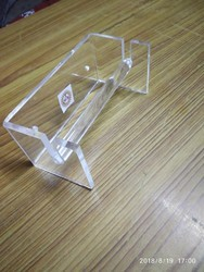 Transparent Acrylic Paper Holder