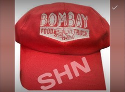 Promotional Red Cap