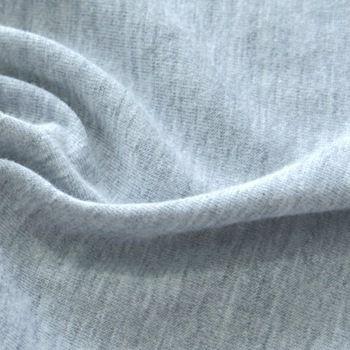 7c4b0f55516 Plain Single Jersey Poly Cotton, Blue Bird Hosiery | ID: 12821201748