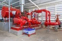 Fire Pump Room System