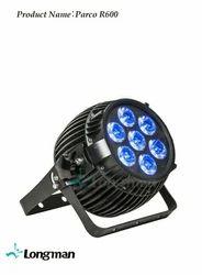 RGBW Metal Longman Parco R600 LED Par Can Light