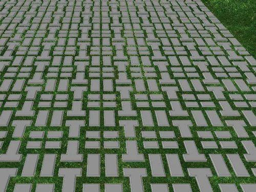 Grass Paver Verde Cobbles Pebbles Amp Pavings Vyara