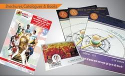 Colored Brochures