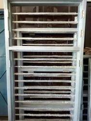 Stainless Steel Window