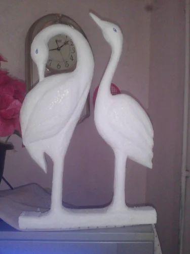 Manufacturer Of Thermocol Taj Thermocol Birds By Victoria