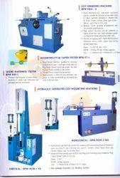 Cot Grinding Machine BPW HDA-4 Shore Hardness Tester BPW SHT