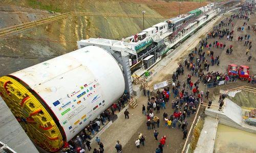 Tbm Tunnel Boring Machine Tbm Service Provider From Noida