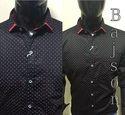 Polka Shirts Manufacturer