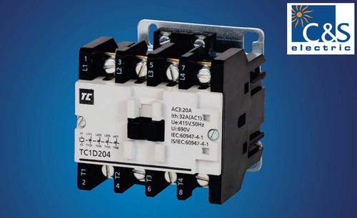 tc contactor 500x500 industrial switchgears manufacturer from indore tc contactor wiring diagram at soozxer.org