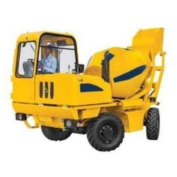 Self Loading Concrete Mixer At Best Price In India