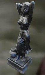 Vanita: The Rustic Beauty (Stone & Wood Sculpture)