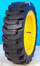 Loader Black Tire
