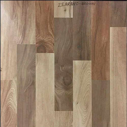 Zebrano Brown Wooden Floor Tiles At Rs 710 Box Banka Id