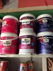 Berger Paints, Packaging Size: 1 Litre