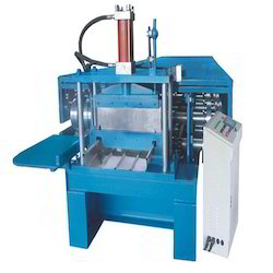 Fully Automatic Cold Roll Forming Machine