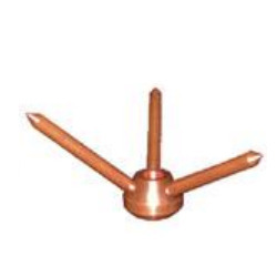 Copper Multiple Point Lighting Arrester