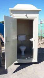 FRP Executive Toilet Western