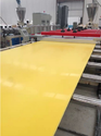 PVC-Wood Crust Foamed Board Production Line