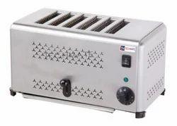 Sequel Slice Pop-Up Toaster, For Hotel, Number Of Slices: 6