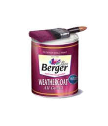 Lewis Berger WeatherCoat All Guard - Green (1 Litre)