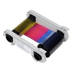 Evolis Printer Half Panal Ribbon (YMCKOKO)