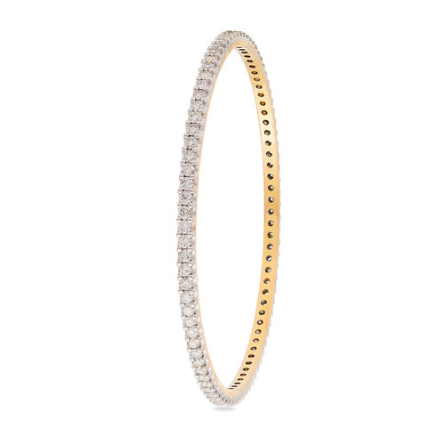 P P Jewellers p Ltd Manufacturer of Diamond Bangles