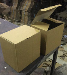 3 Ply Corrugated Box 195x145x195