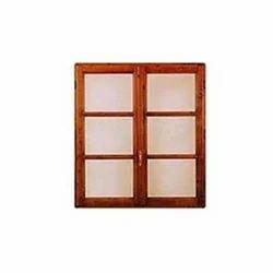 Wooden Non Teak Window