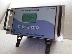 ATS 206A Portable Flue Gas Analyzer